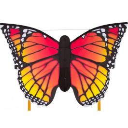 HQ Butterfly Kite Monarch L