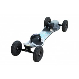"Scrub Predador II 8"" (Freestyle Mountain Board)"