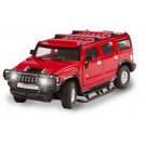 RC Hummer H2 Red