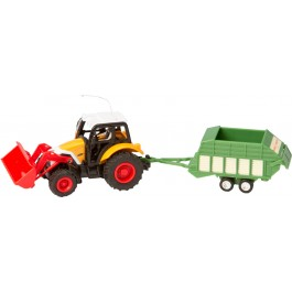 RC Tractor Silage Trailer