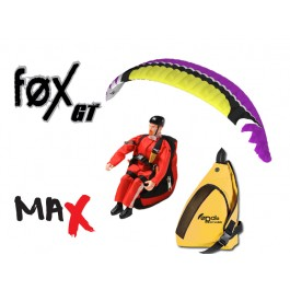 Opale Rc Paraglider Kit - Fox 1.5 GT